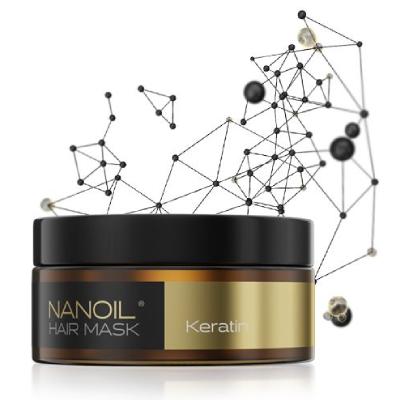 paras hiusnaamio Nanoil Keratin Hair Mask
